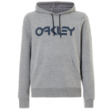Oakley Casual 2018 Adult Lifestyle Hoodie (B1B PO Athletic Heather Grey)